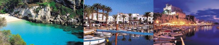 Vuelos Menorca