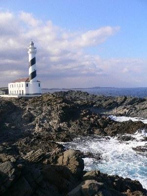 Vuelos Menorca: Faro Favàriyx (Mahón)