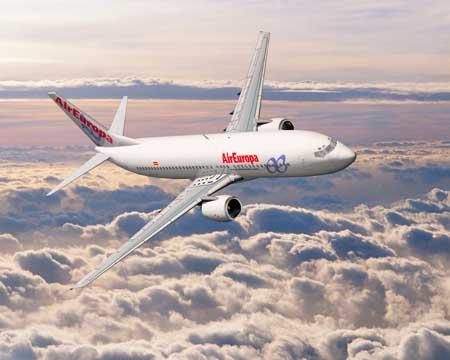 Vuelos Menorca_Air Europa