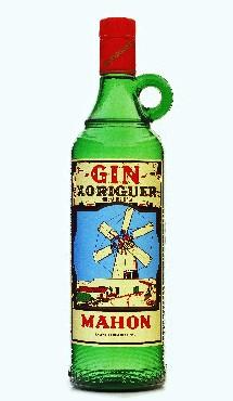 Vuelos Menorca_gin xoringuer